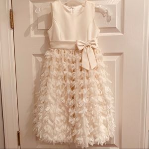 Girls special occasion dress - like new!